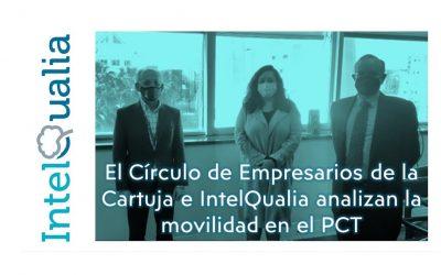 El Círculo de Empresarios de la Cartuja e IntelQualia analizan la movilidad en el PCT